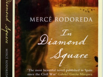 The cover of Mercè Rodoreda's The Diamond Square.