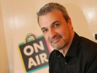 Lluís Ripoll és el soci fundador d'Onair Shopping.  QUIM PUIG