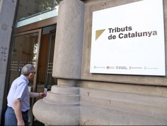 Tributs de Catalunya és una altra de les peces clau en el nou sistema.  ARXIU/JUANMA RAMOS
