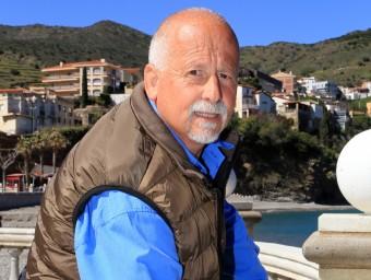 Ramon Pallarès pren el relleu com a candidat d'ERC a Joan Gubert, qui ha estat 10 anys a l'Ajuntament de Portbou. MANEL LLADÓ