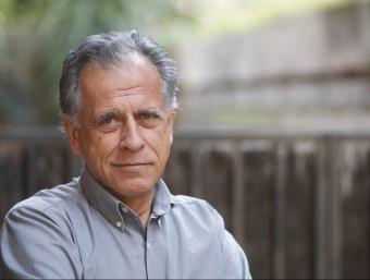 El professor Jordi Maluquer de Motes acumula més de quaranta anys d'experiència docent i en recerca històrica  ORIOL DURAN