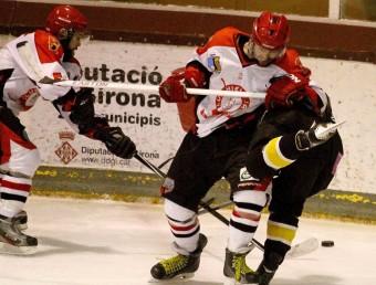 El quart partit, disputat a Puigcerdà diumenge EUDALD PICAS