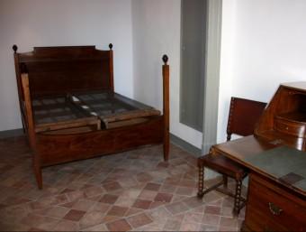 El remodelat museu conseva el mobiliari original de la casa on va viure l'autor ACN