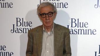 L'actor i director en una imatge del 2013, durant la promoció de la seva pel·lícula 'Blue Jasmine' CHARLES PLATIAU/REUTERS