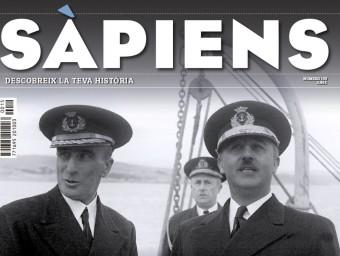 La portada de Sàpiens del maig surt a la venda de