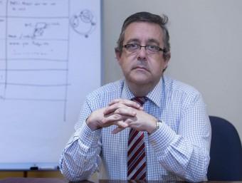 Enric Batalla és el representant de Tynax a Europa i professor d'IQS Business School.  JOSEP LOSADA