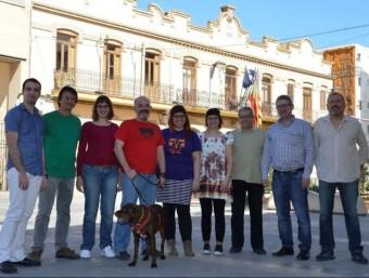 Candidatura de la CUP a l'Ajuntament d'Almàssera. EL PUNT AVUI