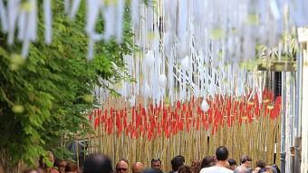 La ciutat de Girona TORNARÀ A BULLIR DE VISITANTS ENTRE EL 9 I EL 17 DE MAIG PER LA 60ENA EDICIÓ DE GIRONA, TEMPS DE FLORS MANEL LLADÓ