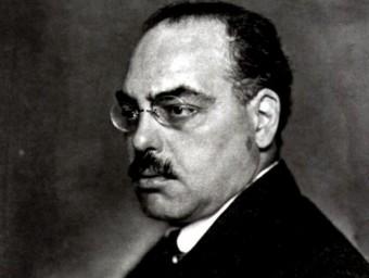 Rudolf Hilferding va escriure 'Das Finanzkapital' el 1910.  ARXIU