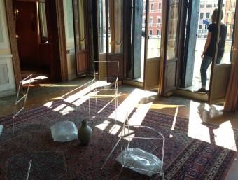 Exposició de ceràmica i vidre al Pallazo Tiepolo  MP