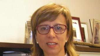 M. Teresa Ferrés , la fins ara alcaldessa de Palamós J. B