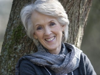 British writer Joanna Trollope.  ARCHIVE