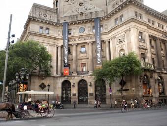 Les arrels de Catalunya Banc venen del 1926.  ARXIU