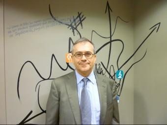 Carles Cabrera, director general de l'Institut Cerdà.  ARXIU