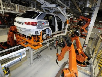 El sector auxiliar és clau en la indústria de l'automoció