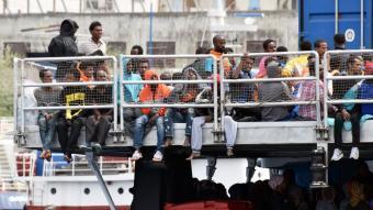 GIOVANNI ISOLINO / AFP