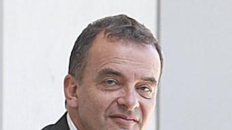 Alfred Bosch, a la UPF la setmana passada oriol duran