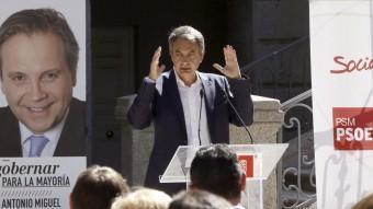 Rodriguez Zapatero, expresident del govern espanyol EFE