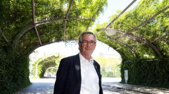 El candidat a l'alcaldia de Barcelona per CiU, Xavier Trias Andreu Puig