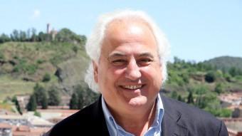 Josep Maria Corominas està convençut que, com a llista més votada, hauria de poder revalidar l'alcaldia. J.C