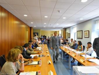 CiU ho té bé per tornar a dominar políticament el Consell Comarcal de la Cerdanya. EL PUNT AVUI