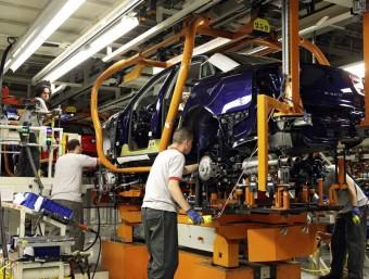 L'automoció és un dels sectors industrials que més capacitat d'atracció de nova inversió tenen.  ARXIU