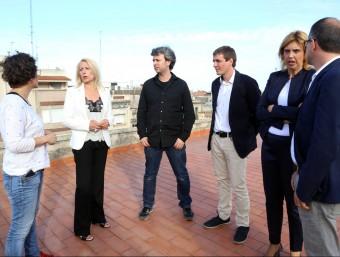 Els candidats a Figueres quim puig