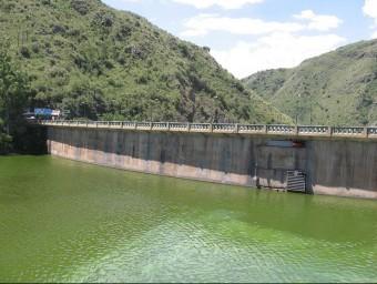 El Dic de Sant Roc serà l'origen del major llac artificial d'Amèrica Llatina.  ARXIU