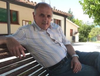 Josep Fort , l'actual alcalde, que seguirà en el càrrec fins al juny del 2017. R. E