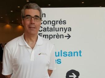 Bill Aulet al Congrés Catalunya Emprèn.  L'ECONÒMIC
