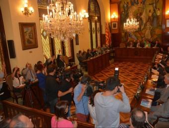 El ple de la Diputació de Lleida canviarà el proper mandat, amb nous grups polítics DDL