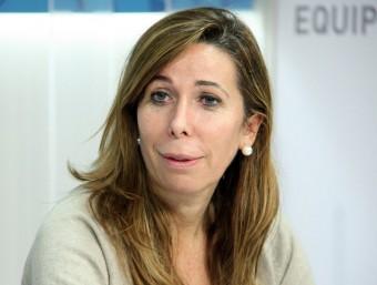 Alícia Sánchez Camacho, presidenta del PP de Catalunya ACN