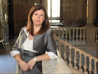 Elvira Carles és la directora general de la fundació Empresa & Clima, entitat que va ser creada sota els auspicis de la Cambra de Comerç.  ARXIU