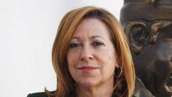 Montserrat Candini, alcaldessa de Calella. ORIOL DURAN