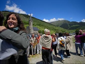 L'aplec de Montgarri és l'excusa ideal per visitar la zona i fer una bonica excursió amb tota la família. FOMENT TURISME VALL D'ARAN