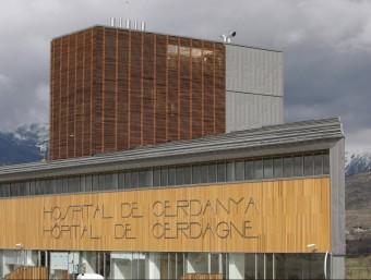 L'Hospital transfronterer es troba a Puigcerdà ARXIU