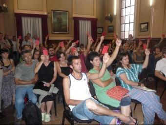 Els veïns de Tortosa podran adreçar-se al plenari, que aquest mandat es farà a les sis de la tarda. ARXIU