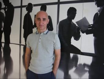 César Castillo és el director de l'ICIL des de----  FRANCESC MUÑOZ
