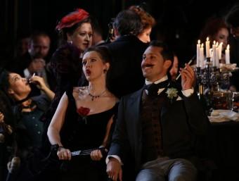 La Traviata que es va estrenar l'octubre passat al Liceu ANDREU PUIG