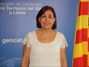 Montserrat Messeguer ha assumit el càrrec com a nova Directora d'Interior de Ponent ACN