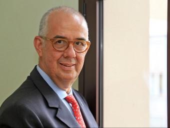Emiliano González és director general de MSC Cruceros, la filial espanyola del grup italià.  JUANMA RAMOS