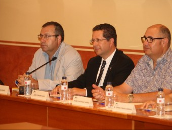 Català, amb Cordon i Fontdevila. J.PUNTÍ