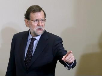 El president espanyol, Mariano Rajoy REUTERS