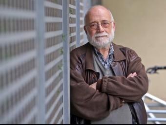 Arcadi Oliveres, en una imatge feta durant una entrevista amb aquest diari JUANMA RAMOS