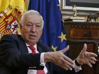 José Manuel García Margallo, ministre d'Afers Exteriors
