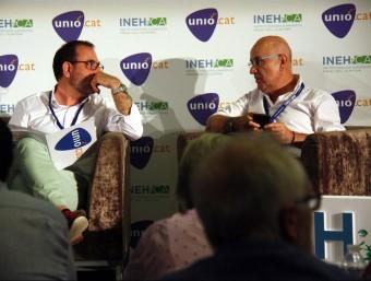 Ramon Espadaler i Josep Antoni Duran i Lleida, aquest diumenge ACN