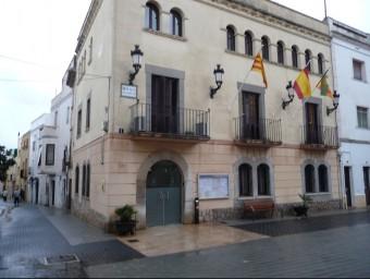 L'Ajuntament de Cubelles en una imatge d'arxiu A.M