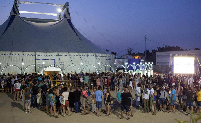 El festival Deltebre Dansa bat el seu rècord | Setmanari L'Ebre | deltebre | Cultura | El Punt Avui