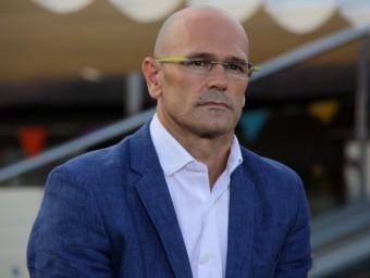 Raül Romeva, cap de llista de Junts pel Sí ACN