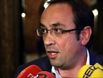 El coordinador general de CDC, Josep Rull ACN